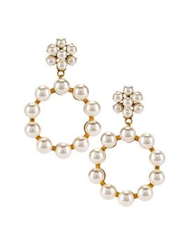 Leilani Earrings by Jennifer Behr