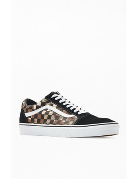Vans Old Skool Camo Desert Shoes by Pacsun