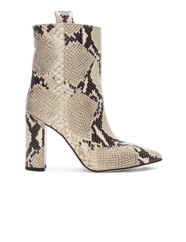Snake Print Ankle Boot by Paris Texas
