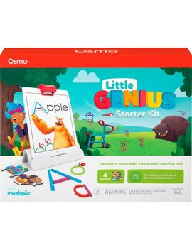 Little Genius Starter Kit For I Pad by Osmo