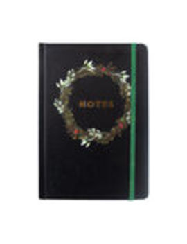 Holiday Journal Notes & Wreath                      Holiday Journal Notes & Wreath by Joann