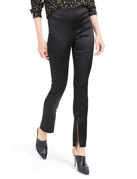 Zip Cuff Skinny Pants by Theory