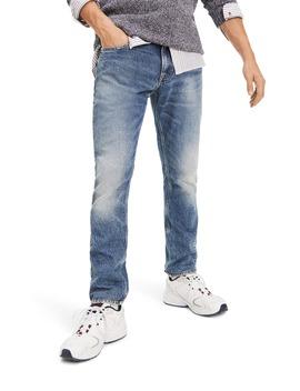 Scanton Heritage Slim Fit Jeans by Tommy Jeans