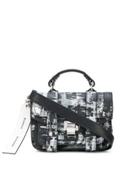 X Harmony Korine Ps1 Micro Bag by Proenza Schouler