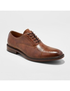 Men's Joseph Captoe Dress Shoe   Goodfellow & Co™ by Goodfellow & Co