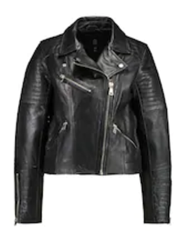 Leather Jacket by River Island