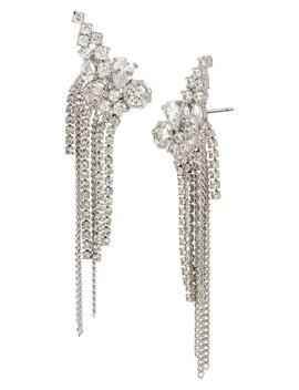 Cluster Fringe Earrings by Allsaints