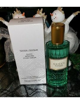 Gucci Memoire D'une Odeur Eau De Parfum Spray 3.3 Oz. / 100 Ml. New Tester by Gucci