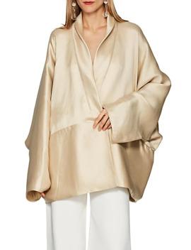 Pernia Mikado Silk Opera Jacket by The Row