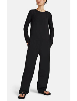 Margaret Wool Jumpsuit by The Row