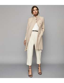 """<Div Class=""""Product  Badge Top  Color Mid  Font Small  Type Banner"""">Order By 16th December For Christmas Delivery</Div>   Maya by Reiss"""