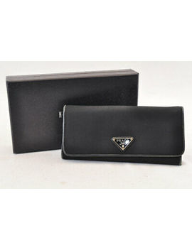 Prada Nylon Back Wallet Auth 4039 by Ebay Seller
