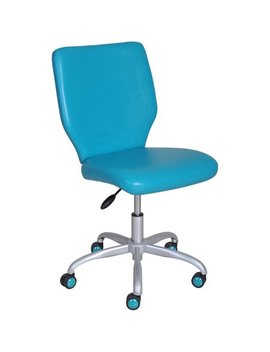Mainstays Office Chair With Matching Color Casters, Adjustable, Available In Multiple Colors by Mainstays