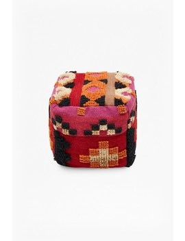 Bonbon Pouffe by French Connection