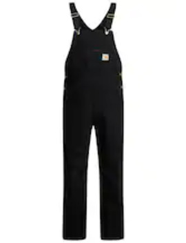 Bib Overall Dearborn   Dungarees by Carhartt Wip