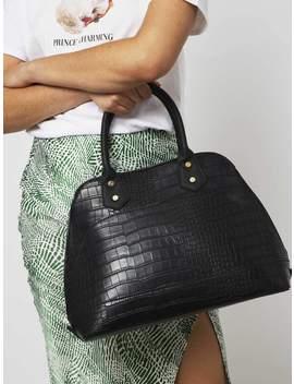 Croc Kettle Tote Bag by Skinnydip