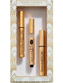 Online Only Transformation Trio Set by Grande Cosmetics