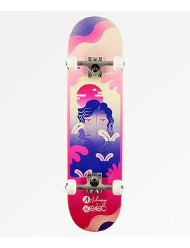"Autonomy Eliana Reflection 8.0"" Skateboard Complete by Autonomy Skateboards"