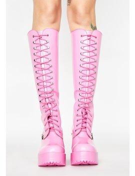 Pink Lash Boots by Roc Boots Australia