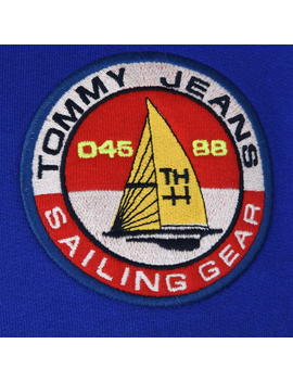 90s Sail Hooded Sweatshirt by Tommy Jeans