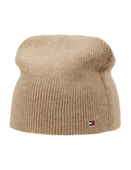 Flag Beanie   Muts by Tommy Hilfiger