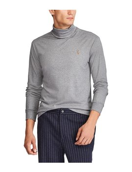 Solid Soft Touch Turtleneck by Polo Ralph Lauren