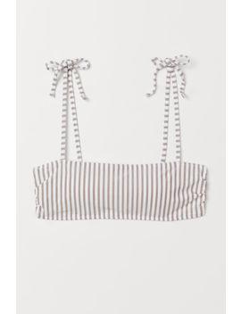 Лиф бикини бандо by H&M