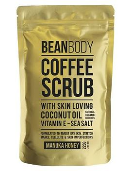 Manuka Honey Coffee Scrub by Bean Body