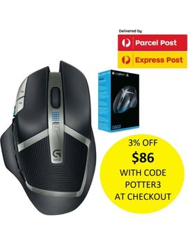 Logitech G602 Wireless Gaming Mouse Lag Free Programmable ✓2500 Dpi ✓11 Buttons by Logitech