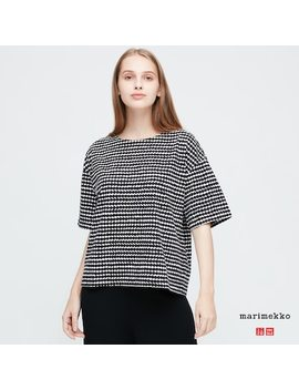 T Shirt Marimekko Donna by Uniqlo
