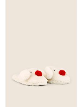 Reindeer Slippers by Women'secret