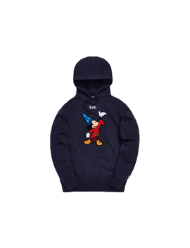 Kith X Disney 40s Fantasia Hoodie Navy by Stock X