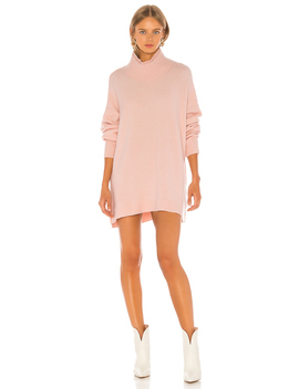 Robe Pull Afterglow Mock Neck by Free People