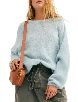 Angelic Crew Neck Pullover by Free People