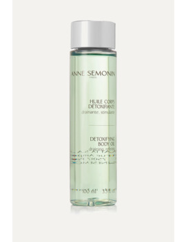 Detoxifying Body Oil, 100ml by Anne Semonin
