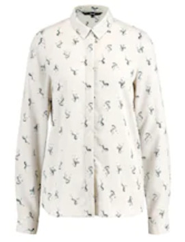 Vmfedora   Button Down Blouse by Vero Moda Tall