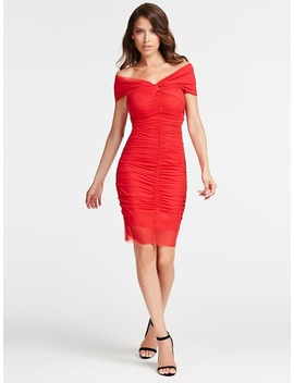 Marciano Gathered Dress by Guess
