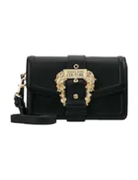 Belt Buckle Bag Plain   Across Body Bag by Versace Jeans Couture