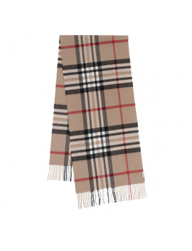 Cashmere Scarf Camel by Fraas