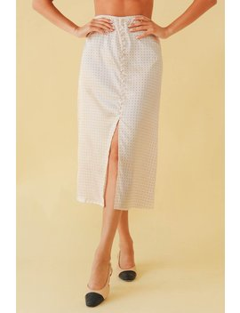 French Femme Midi Skirt // Spot by Vergegirl