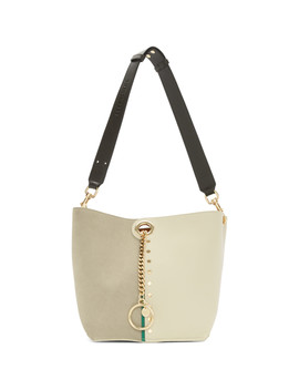 Beige Gaia Tote by See By ChloÉ