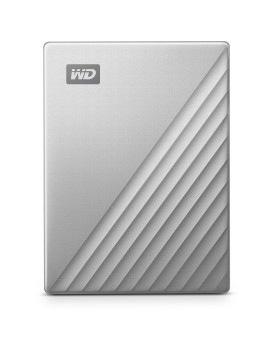 Western Digital My Passport Ultra Portable Hard Drive (Silver) by Microsoft