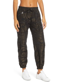 Airborne Cargo Jogger Pants by Blanc Noir