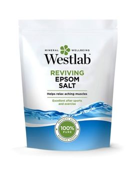 Westlab Pure Mineral Bathing Epsom Salt 5kg by Westlab