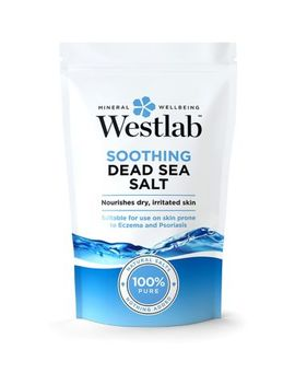 Westlab Pure Mineral Bathing Dead Sea Salt 1kg by Westlab
