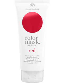 Online Only Reconstructive And Color Refreshing Hair Treatment by Color Mask.