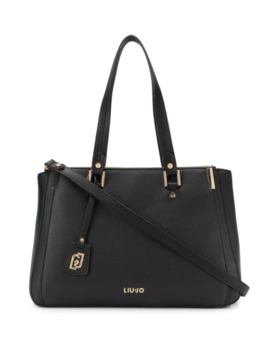 Textured Tote Bag by Liu Jo