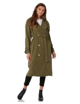 Stella Trenchcoat by Nude Lucy