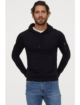 Sweat à Capuche Muscle Fit by H&M