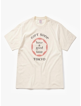 Cruise Short Sleeve Tee   Cream by Have A Good Time